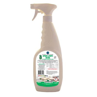 Spray & Wipe Ultra