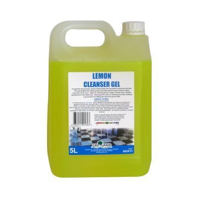 Lemon Cleanser Gel